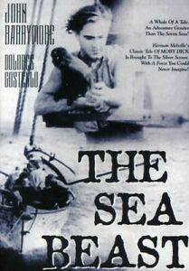 Sea Beast (1926) [New DVD] Black & White, Silent Movie