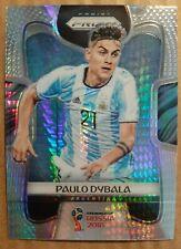 2018 PRIZM WORLD CUP SOCCER PAULO DYBALA HYPER PRIZM #10 Argentina