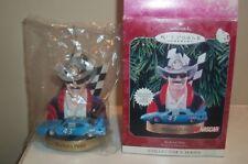 Hallmark Keepsake Ornament Richard Petty Nascar Collector's Series w/Box 1998