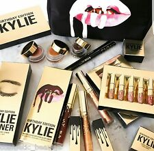 Kylie Jenner Make Up Bag Birthdday gold edition *IN HAND* 100% AUTHENTIC