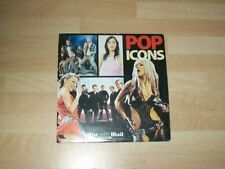 Music CD, Pop Icons, Westlife, Heather Small, Kylie, N Sync