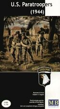 Master Box 1/35 paracaidistas EE. UU. (1944) # 3511