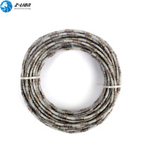 1M /4mm Diamond Wire Saw Machine Cutting Wire Open Loop for Marble Jade Concrete