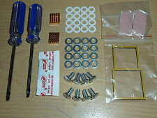 XBOX 360 RROD FIX KIT NEW! Red Ring Of Death Repair X-Clamp Tools Heatsink Shim