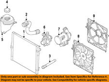 BMW OEM 07-10 X5-Engine Water Pump 11517568595 With FREE Bolts (MUST REPLACE)