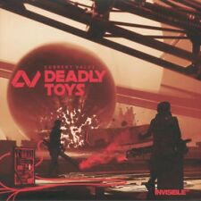 "CURRENT VALUE - Deadly Toys - Vinyl (2 X 12"") Invisible. Drum And Bass"