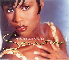 MICHELLE GAYLE - SENSATIONAL (7 track CD single)