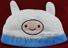 Adventure Time With Finn and Jake Character hat Plush Cap Cartoon Cos Hats