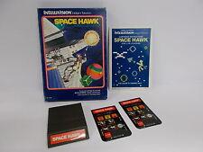 SPACE HAWK INTELLIVISION MATTEL ELECTRONICS - BOXED RARE