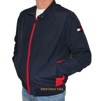 TOMMY HILFIGER Men's Bomber Jacket  Windbreaker NWT
