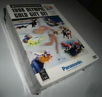 1998 Olympic Figure Skating, Hockey, Overall Highlights (4 DVD Box Set NEW) Film