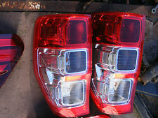 FORD RANGER XLT 2016 dual cab GENUINE PART. TAILIGHTS BOTH SIDES