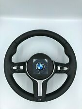 BMW M SPORT F10 F11 F12 F01 F07 VIBRO HEATED STEERING WHEEL WITH AIRBAG
