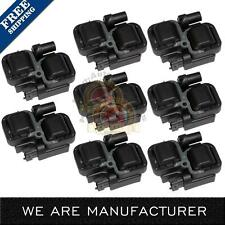 Pack of 8 Ignition Coils For Mercedes-Benz C CL CLK ML Class UF-359 A0001587303