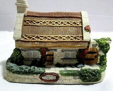 """Memory Lane Cottage By Peter Tomlits Wayside Cottage Made In England """"1992"""""""