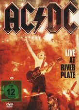 "Ac/dc ""live at river plate"" Blu Ray nuevo"