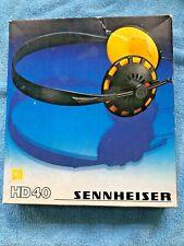 SENNHEISER HD-40 STEREO OPEN AIRE SUPRA-AURAL HEADPHONES