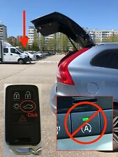 Start/Stop function disable and remote close tailgate on VOLVO. Module v4.0