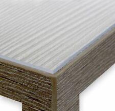 Premium Tischdecke Tischfolie Tablecloth Tischschutz Folie transparent matt 2mm