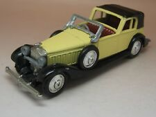 RAMI JMK HISPANO SUIZA MINT ORIGINAL 1/43
