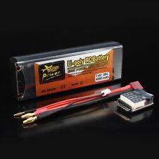 ZOP Power 7.4V 4200mAh 2S 35C Lipo Battery T Plug With Battery Alarm