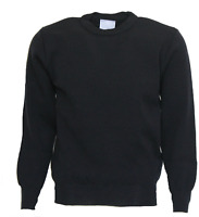Men's 100% New Wool crew-neck Jumper/sweater style 14123 Made In England