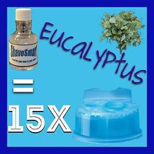 15 Eucalyptus Braun Clean & Renew Cartridge Refills, Syncro, Activator, And Flex