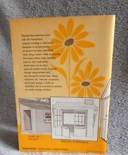 How to Build Garden Tool Houses Child's Playhouse Hobby House by Donald Brann