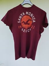 Hollister T-Shirt Braun L