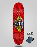 Powell Peralta Winged ripper red 7.0 Monopatín skate skateboard deck