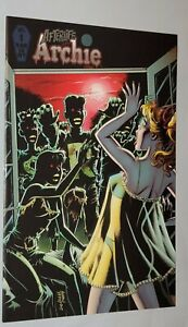 """AFTERLIFE WITH ARCHIE #1 BETTY COOPER """"CHEESECAKE"""" VARIANT COVER"""