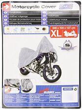 Housses de protection gris pour motocyclette taille XL