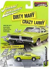 Johnny Lightning 1969 Dodge Charger R/T Dirty Mary Crazy Larry 1:64 JLCP6000