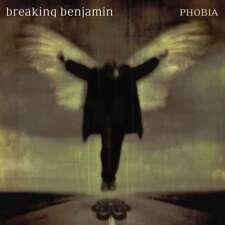 Breaking Benjamin - Phobia NEW CD