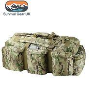 Kombat BTP Army Tactical Assault Holdall 100 L Deployment Bag Backpack like MTP