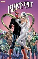 BLACK CAT ANNUAL #1 WEDDING OF SPIDER-MAN NM 2019 SCOTT CAMPBELL COVER