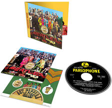 The Beatles - Sgt Pepper's Lonely Hearts Club Band 50th Anniversary CD 2017