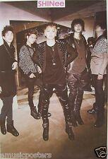 "SHINEE ""SEPIA TONE SHOT OF THE GROUP"" ASIAN POSTER -Korean K-Pop Music, Boy Band"