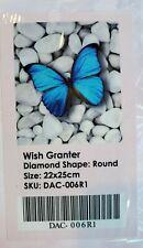 "New listing Nib ""Wish Granter"" Butterfly Diy Diamond Art Club Kit"