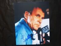TOM WILKINSON signed 8x10 REPRO still '02 head & shoulders portrait of the actor