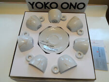 Illy art collection 2015 Yoko Ono expresso MENDED CUPS Cup Collection