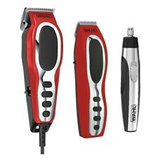 Wahl Close Cut COMBO 22 Pieces Head & Total Body Grooming Kit NEW