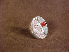 NAVAJO Hand made RING  size 10 1/2   # 788COS