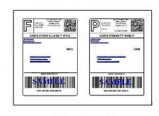 5000 Easy Peel Quality Round Corner 8.5 x 11 Shipping Labels For USPS UPS PAYPAL