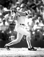 Boston Red Sox WADE BOGGS Glossy 11x14 Photo Major League Baseball Print Poster
