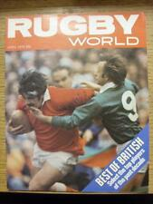 01/04/1979 Rugby World Magazine: April Edition - Complete Issue of the monthly m