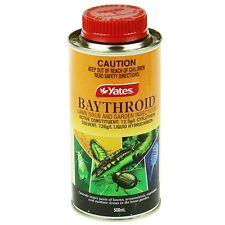 Yates BAYTHROID Lawn Grub Killer & Garden Insecticide 500ML
