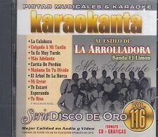 La Arrolladora Banda El Limon Mas Adelante Pistas Musicales & Karaoke New Nuevo