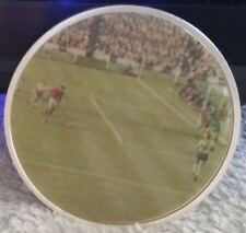 England 1966 World Cup Gold Coin Moving 3D film of Geoff Hursts Famous Goal 2018