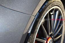 MERCEDES CLASSE A/CLA posteriore in fibra di carbonio Splash Guardie A45 AMG una CLASSE CLA W176